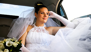 Wedding limo service chicago